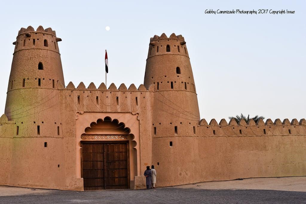Bild von Al Jahili Fort. aljahilifort alain alainunitedarabemirates uae unitedarabemirates fort canonizado gabbycanonizado nikon d750 nikond750 500mmf14 nikon500mmf14d