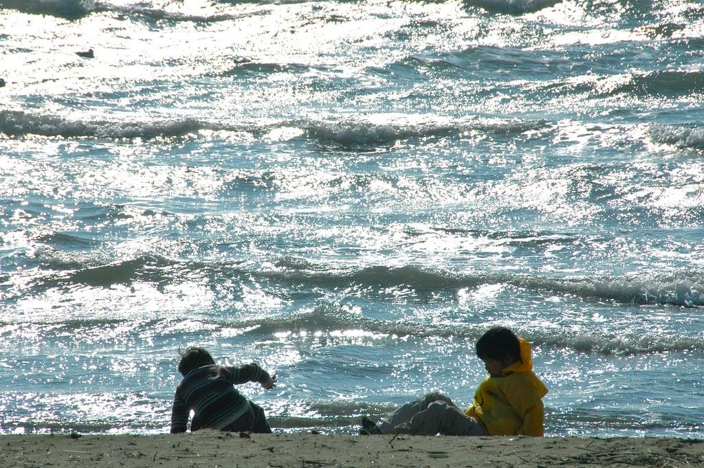 Hình ảnh của 新舞子. luz beach child wave