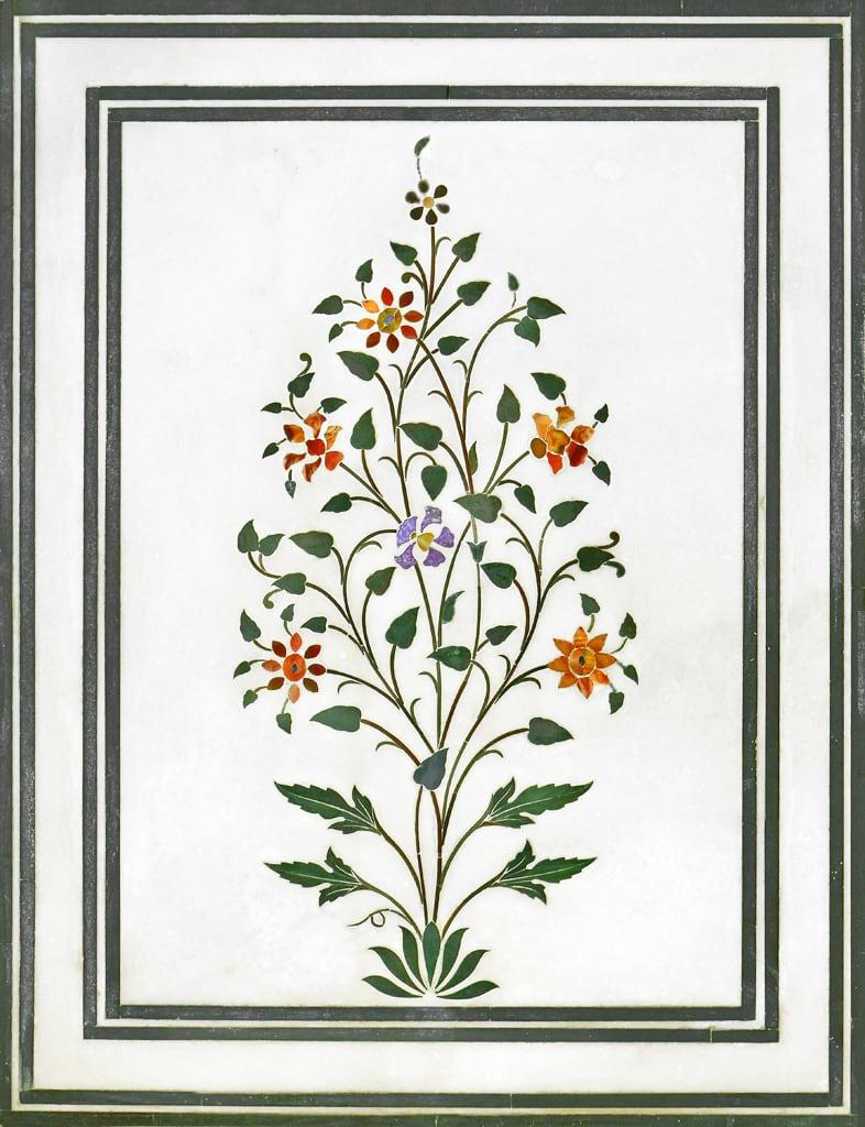 Billede af City Palace. dalbera rajasthan inde jaipur villerose citypalace décor artmoghol pietradura