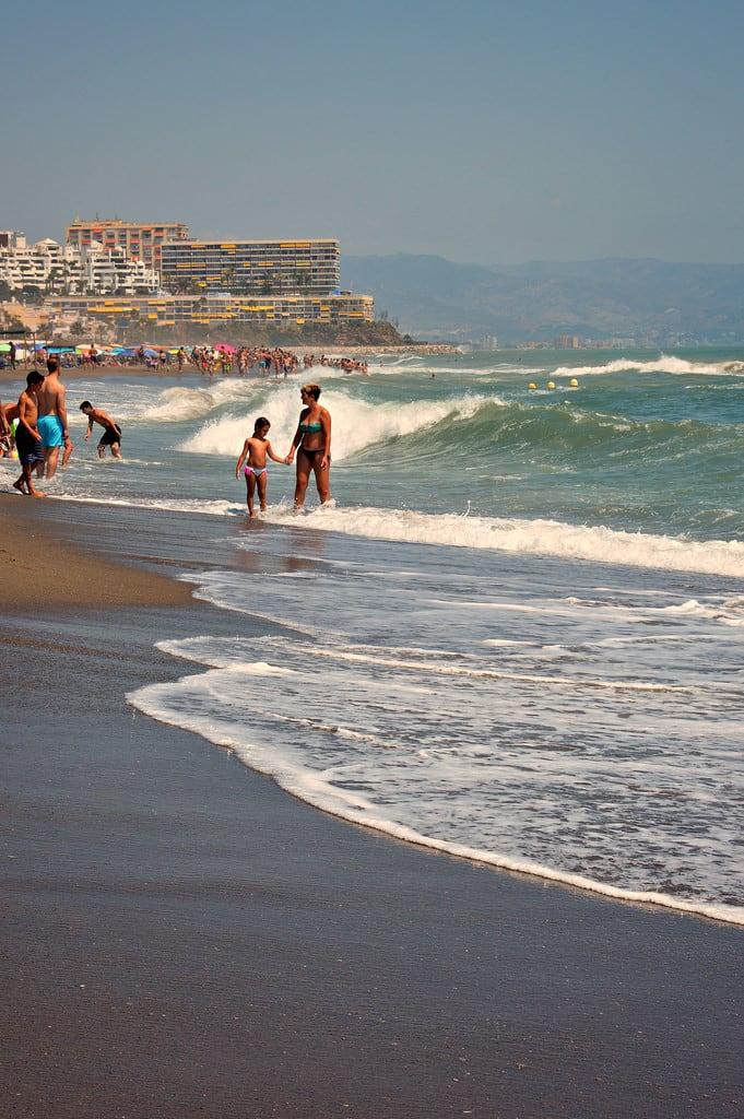 Kuva Playa de Fuente Salud. andalucía andalusia spain summer estepona malaga torremolinos carihuela