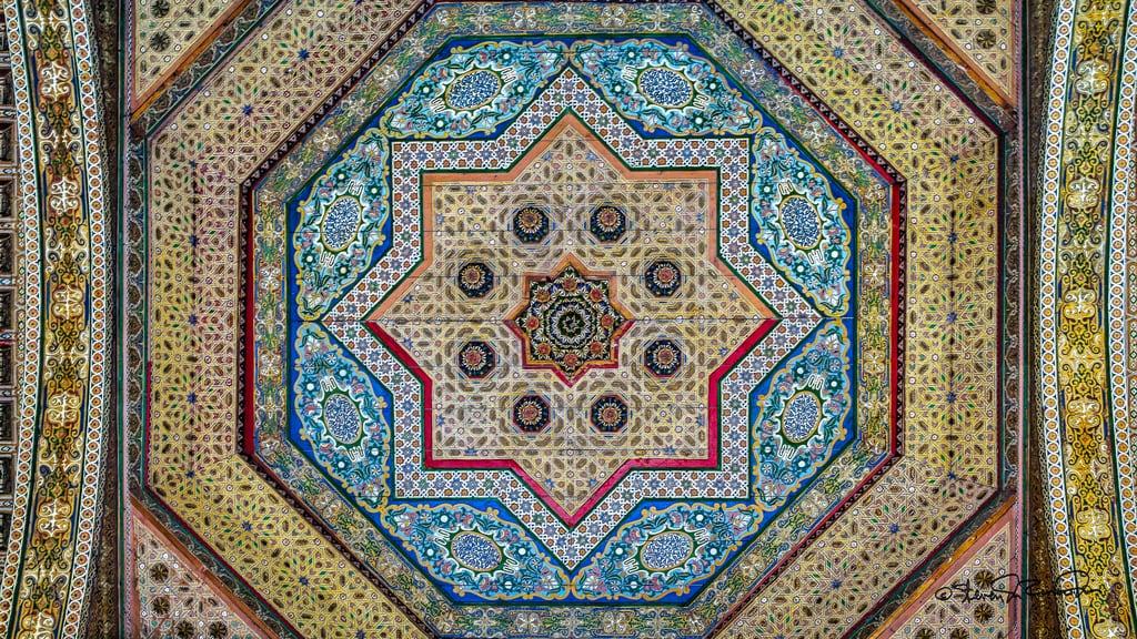 Imagine de Bahia Palace. cstevendosremedios marrakesh marrakeshtensiftelhaouz morocco ma
