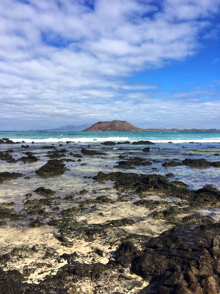 Зображення Dunas de Corralejo. fuerteventura corralejo blue clouds sky ocean sea island water beach canaryisland canaries spain outdoor