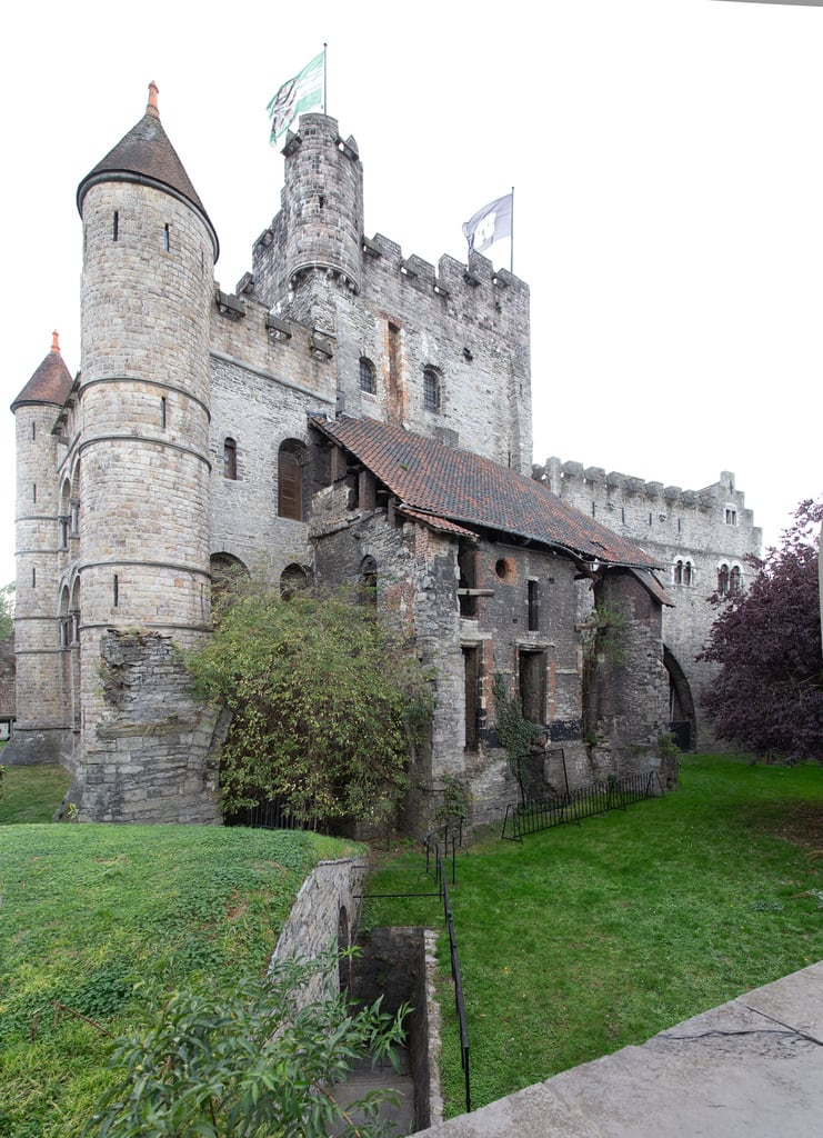 Image of Gravensteen. ghent eastflanders belgium be gravensteen castleofthecounts castle 1180 12thcentury museum philipofalsace gent archhist itmpa tomparnell canon 6d canon6d composite stitched stitch