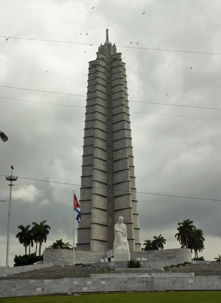 Image of José Martí Memorial. memorial monumento havana cuba lahabana josemarti plazadelarevolucion havanacity