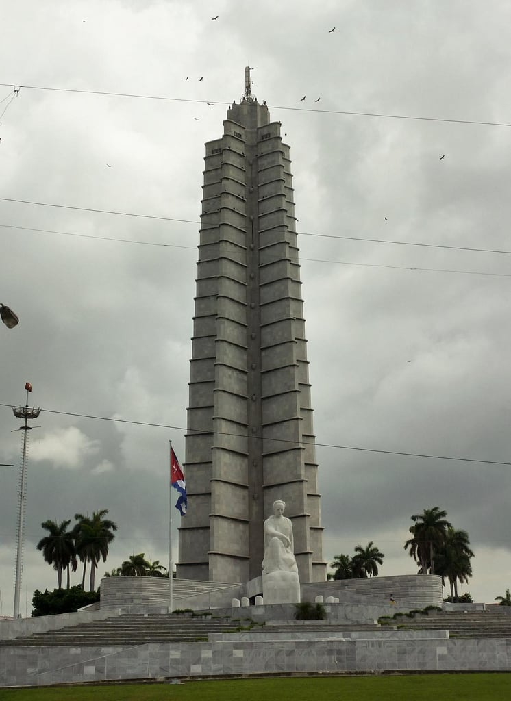 Immagine di José Martí Memorial. memorial monumento havana cuba lahabana josemarti plazadelarevolucion havanacity