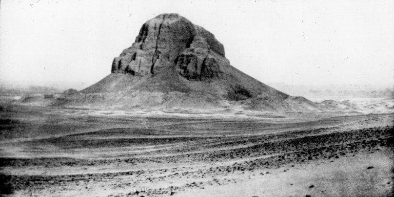 Изображение на Black Pyramid. pyramid dashur amenemhet amenemhetiii