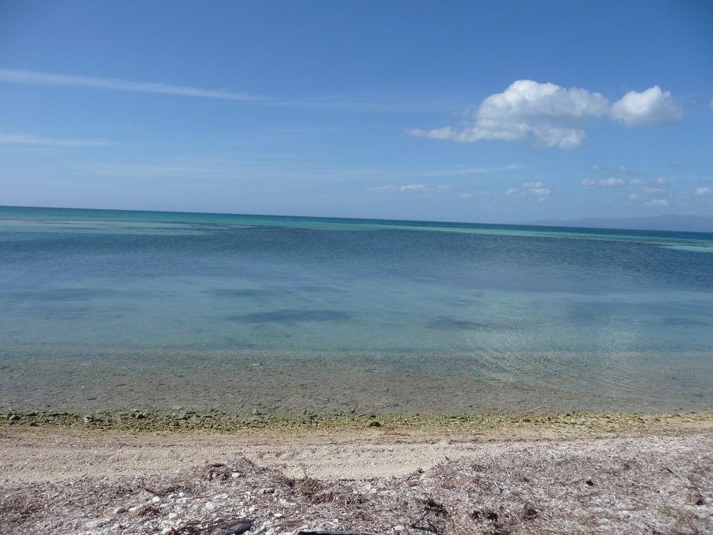 Immagine di Cayo Blanco Spiaggia con una lunghezza di 189 metri. cuba cayoblanco nouhailler