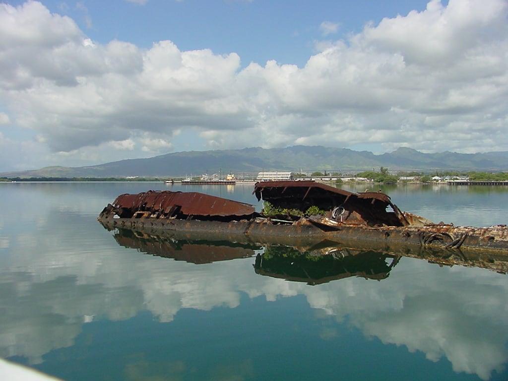 Изображение USS Utah. 2011nhlphotocontest