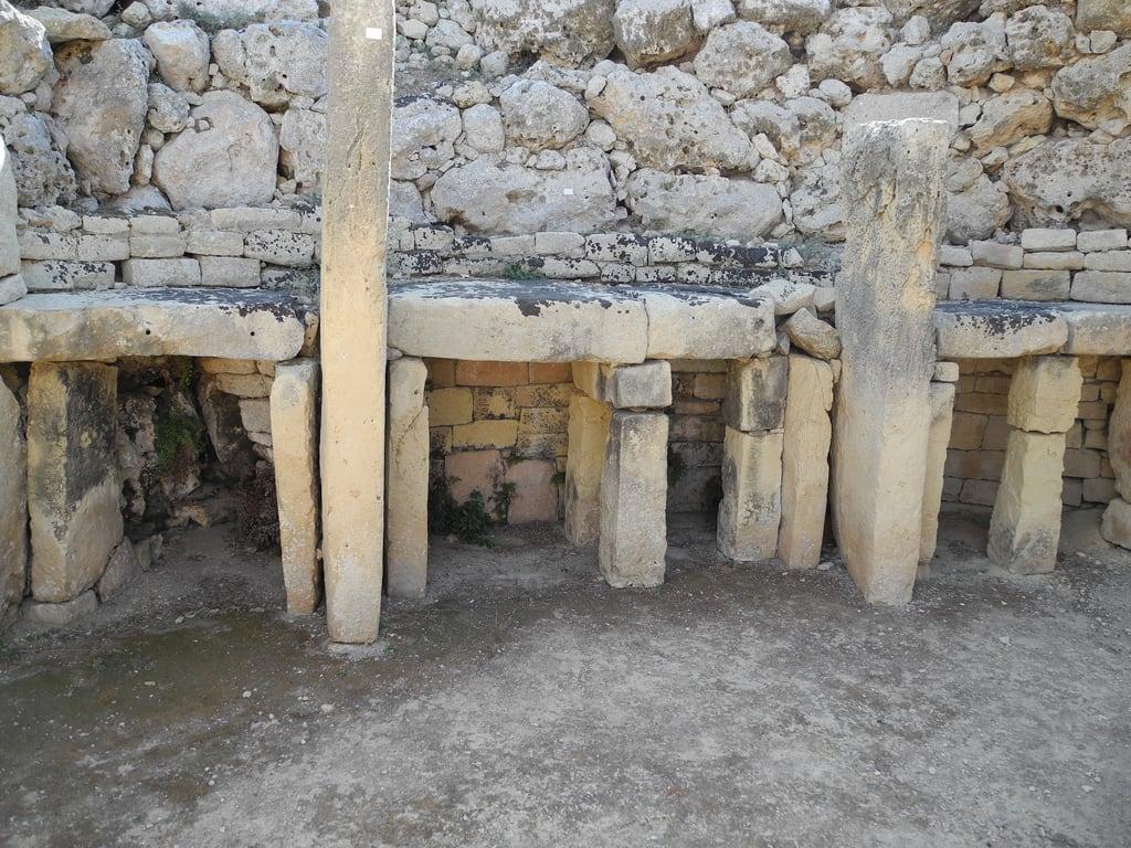 Immagine di Ġgantija Temples. malta gozo ġgantija