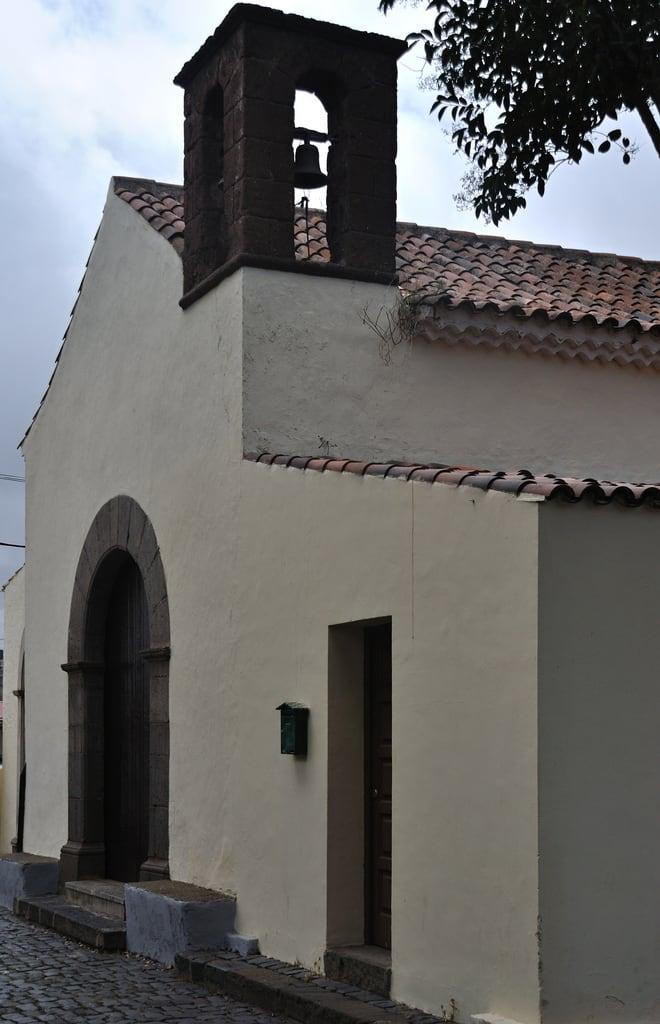 Iglesia de San Lázaro görüntü. edificio iglesia tenerife wiki bic diurna