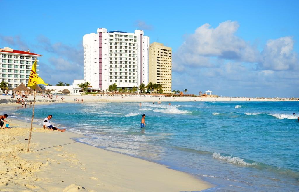 תמונה של Playa Chac Mool. cancún