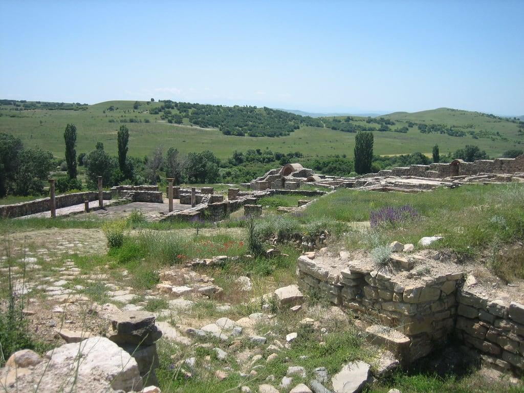 Obraz Bargala. macedonia bargala karbinci