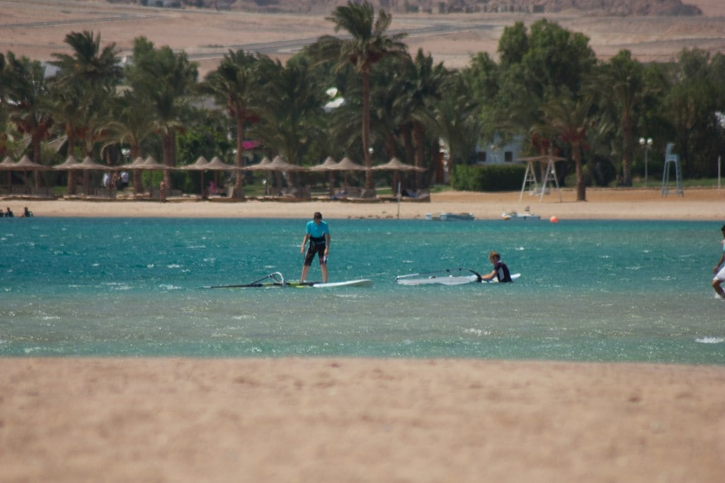 Jaz Beach 長さ 6226 メートルのビーチ の画像.