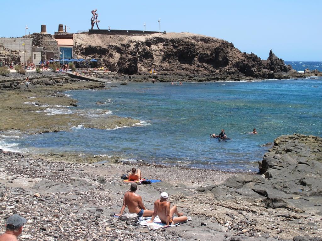 Hình ảnh của Playa del Zoco Negro. arinaga