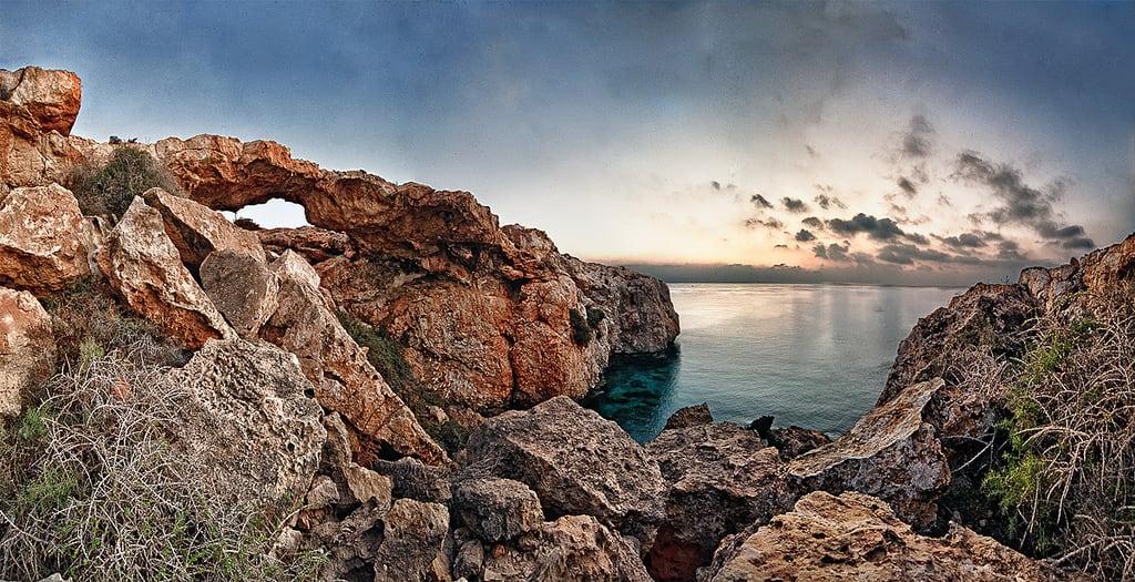 Imagen de Stone Arch. cyprus ruduo hollydays stonearch atostogos kelionės kipras roadtoagioianargiroi
