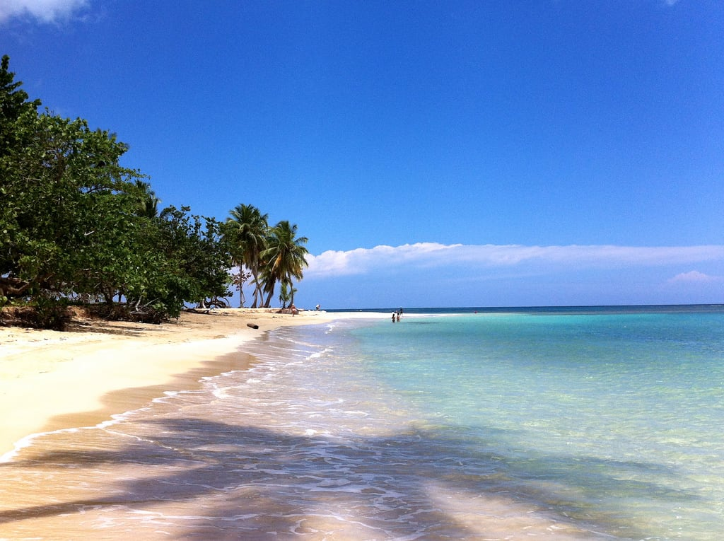 Imagen de Punta Popy Playa con una longitud de 543 metros. samanàdominicanrepublicrepubblicadominicanastefano vacation vacanza vacanze mare sea see paesaggio spiaggia sabbia litorale bagnasciuga