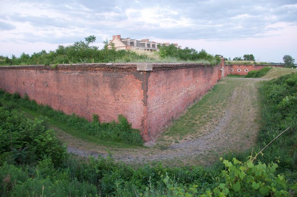 Obrázek Historic Fort Wayne. detroit 1848 delray fortwayne nationalregisterofhistoricplaces