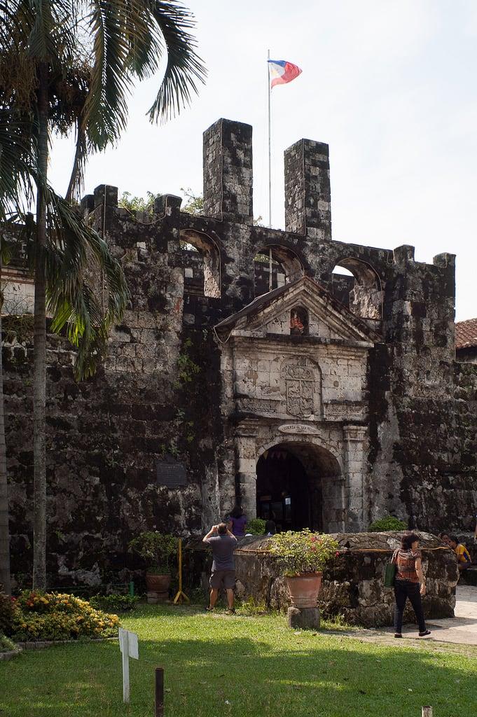 Bild av Fort San Pedro.