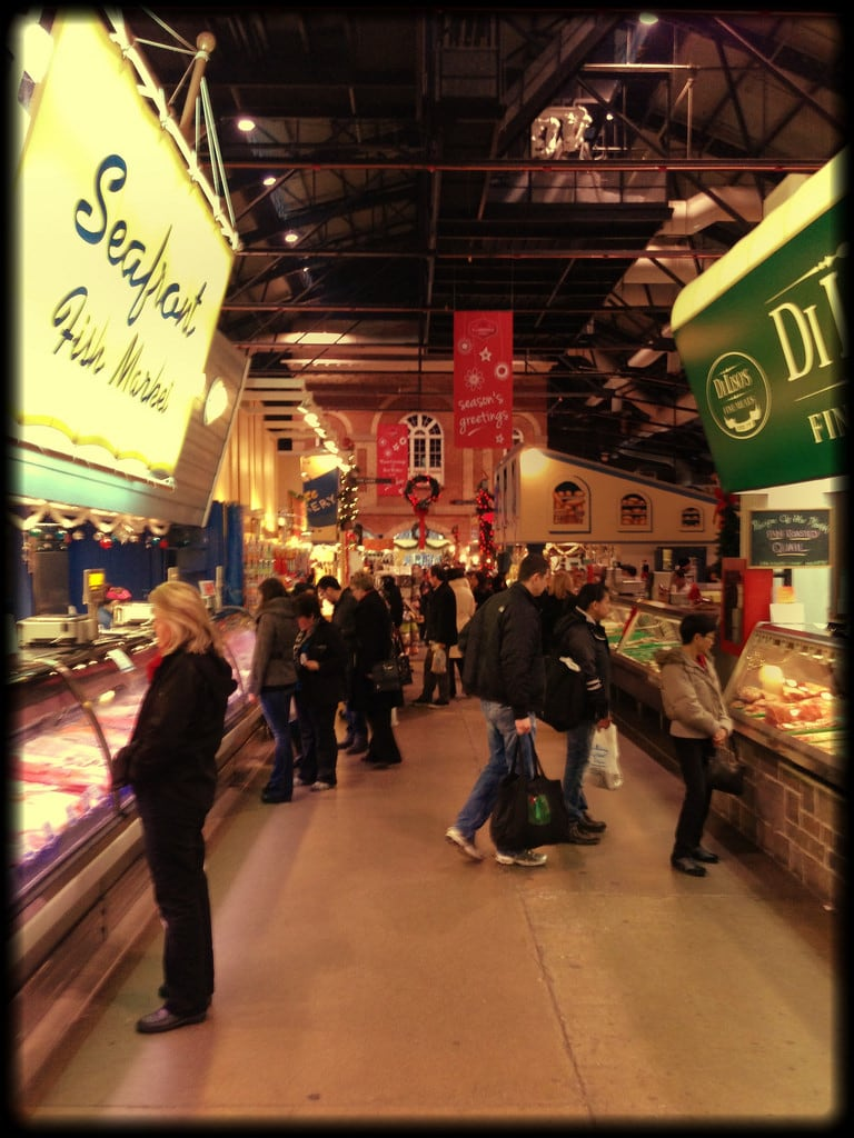 Image de St. Lawrence Market South. uploaded:by=flickrmobile flickriosapp:filter=salamander salamanderfilter stlawrencemarketsouthbuilding