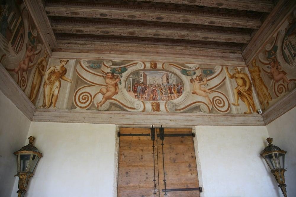 Villa Saraceno 的形象. architecture veneto andreapalladio agugliaro villasaraceno