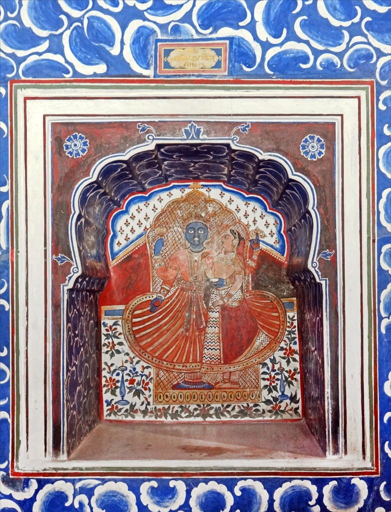Изображение Junagarh Fort. bikaner rajasthan inde dalbera fortjunagarh