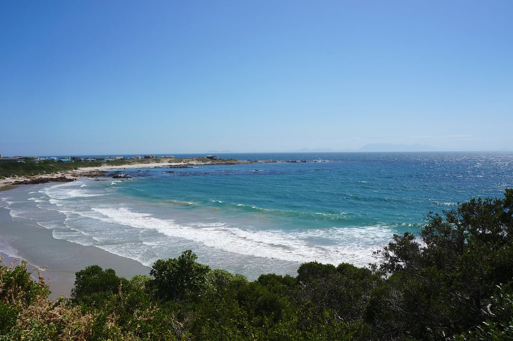Obrázek Pláž s délkou 516 metrů. ocean africa south day15 e1855mmf3556oss