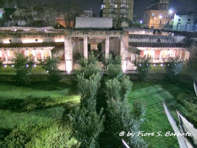 Scavi archeologici di Oplonti の画像. italy torre campania villa napoli oplontis poppea annunziata