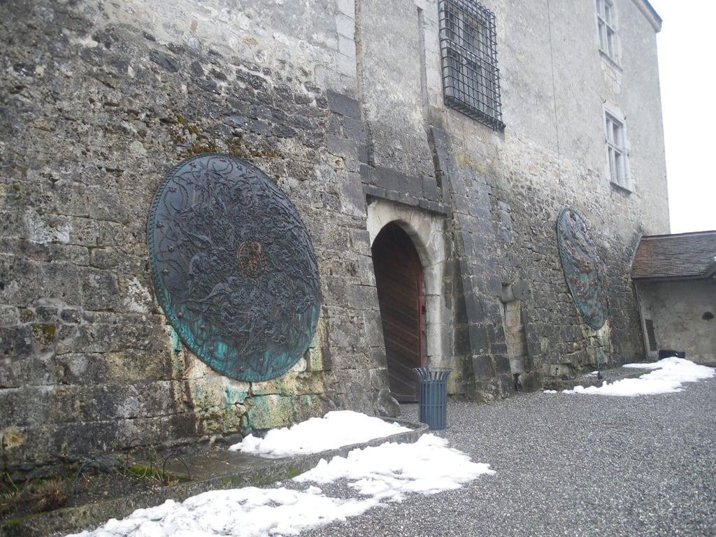 Image of Château de Gruyères. switzerland suiza chateau castillo gruyères