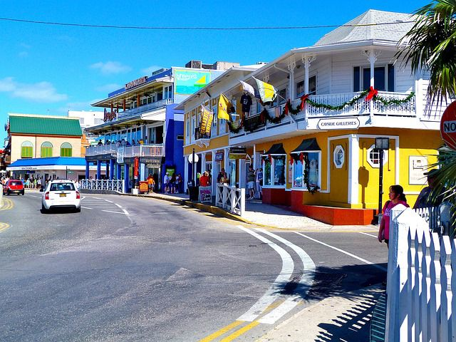 Best places to visit in Caymanøyene