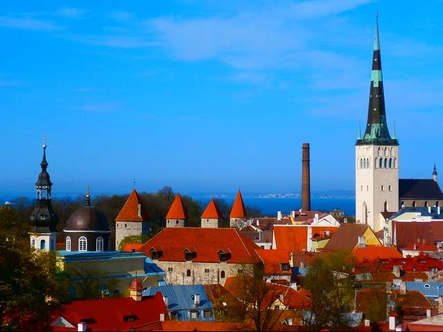 Best places to visit in Estland
