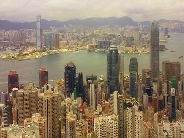 Best places to visit in Hongkong