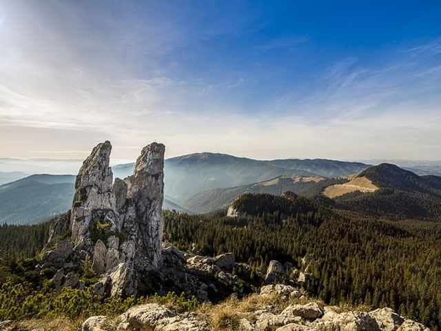 Best places to visit in România