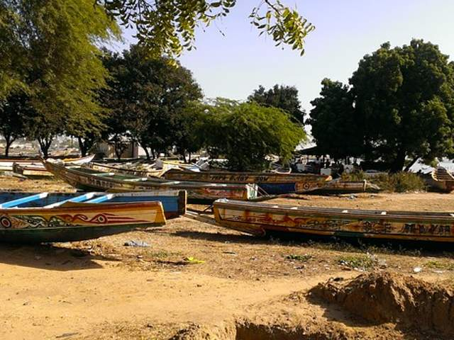 Best places to visit in  Senegal