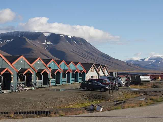 Best places to visit in Svalbard och Jan Mayen