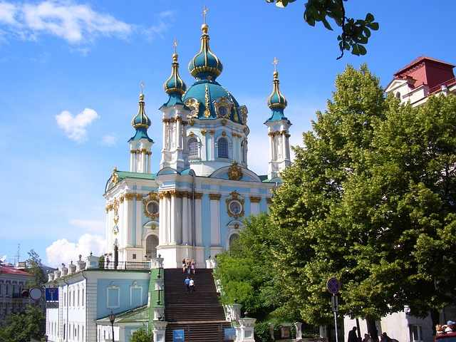 Best places to visit in Ukraine