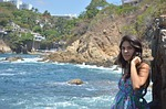 Zdjęcie:   Meksyk  Acapulco  (kobiet, mexican, modelu)