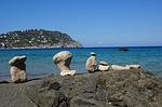 Zdjęcie:   Hiszpania  Baleary  Majorka  Cales de Mallorca  (ibiza, wyspa, rock)