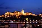 Zdjęcie:   Budapeszt  (zamek królewski, nad dunajem, budapeszt)