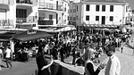 Zdjęcie:   Hiszpania  Costa Maresme  Calella  (calella de palafrugell, calella, beach)