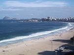 Zdjęcie:   Brazylia  Rio de Janeiro  Copacabana  (plaża copacabana, rio de janeiro, beach)