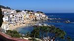 Zdjęcie:   Hiszpania  Costa Brava  Santa Susana  (calella, morze, beach)