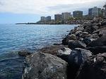 Zdjęcie:   Hiszpania  Wyspy Kanaryjskie  Gran Canaria  Puerto Rico  (city, ocean, morze)
