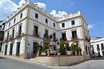 Zdjęcie:   Hiszpania  Andaluzja  Granada  (ronda, andaluzja, budynku)