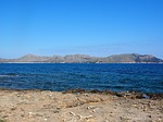 Zdjęcie:   Hiszpania  Baleary  Majorka  Cales de Mallorca  (zarezerwowane, majorka, zatoka pollensa)