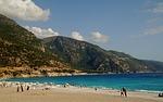 Zdjęcie:   Turcja  Wybrzeże Egejskie  Marmaris  (turcja, marmaris, plaża)