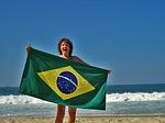 Zdjęcie:   Brazylia  Rio de Janeiro  (rio, copacabana, plaży)