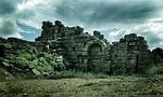 Zdjęcie:   Turcja  Riwiera Turecka  Beldibi  (ruina, strona, turcja)