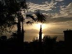 Zdjęcie:   Turcja  Riwiera Turecka  Beldibi  (podświetlenie, zachód słońca, antalya)