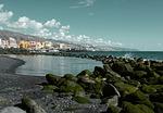 Zdjęcie:   Hiszpania  Wyspy Kanaryjskie  Teneryfa  Playa Paraiso  (teneryfa, krajobraz, kamienie)