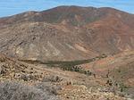 Zdjęcie:   Hiszpania  Wyspy Kanaryjskie  Gran Canaria  Puerto Rico  (góra, rock, pustynia)